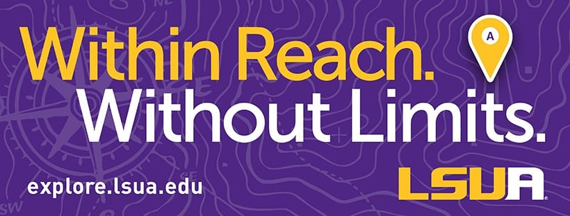 LSUA REACHES RECORD-BREAKING ENROLLMENT!